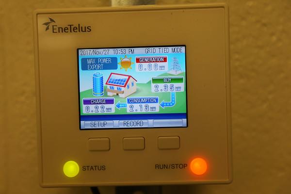 NHS Battery Storage