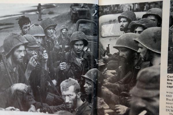 WWII Vet Carl Scott
