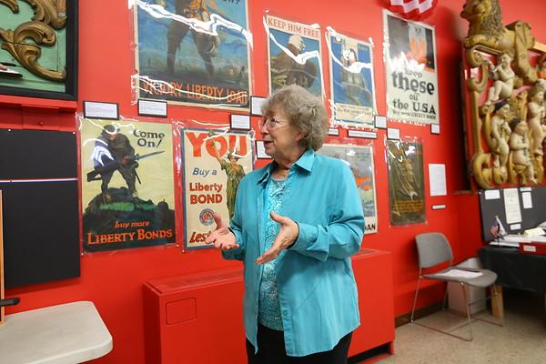 Miami County WWI vet history