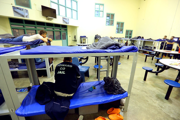 Jail Overcrowding