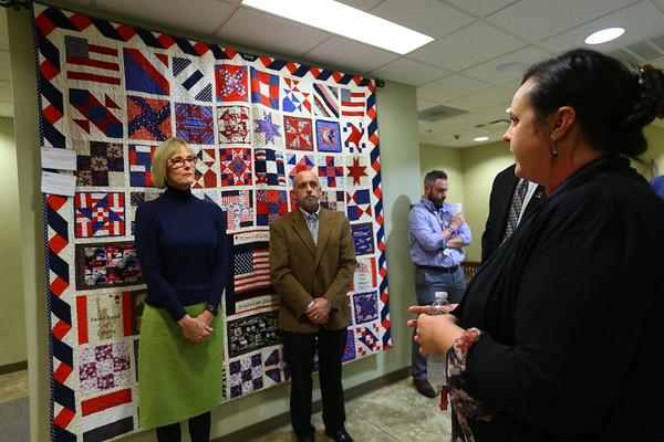 Lt Governor Visit