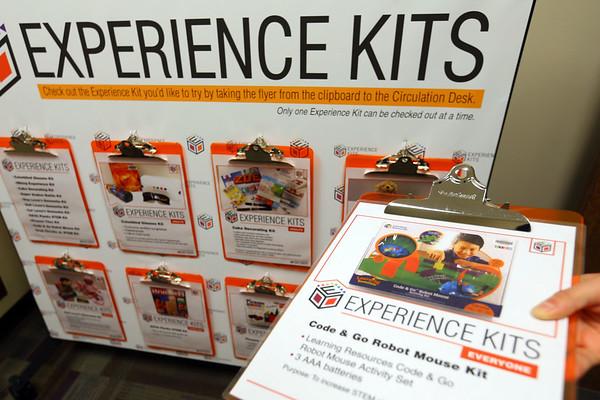 Library Experience Kits