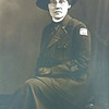 Harriett Carfrae a WWI nurse is barried in Peru not far from Cole Porter.<br /> circa 1918