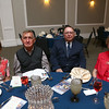 Rosalie Gollner, Bob Gollner, Don Wooldridge, Marilyn Wooldridge at the Howard County Hall of Legends.<br /> Kelly Lafferty Gerber | Kokomo Tribune