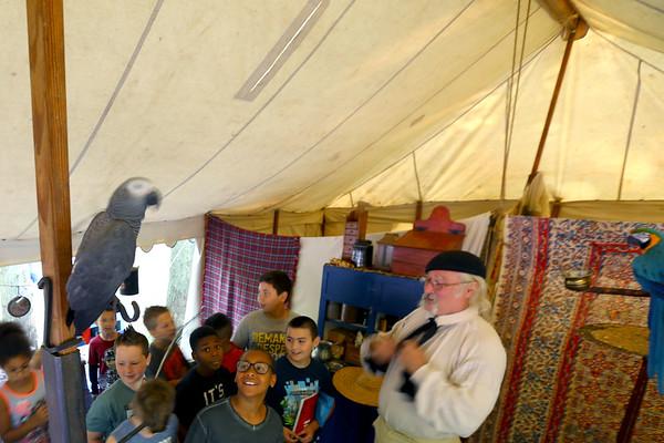 Koh-Koh-Mah and Foster Encampment