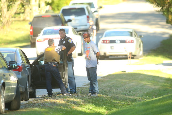 Arrest in Miami County