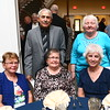 Bonnie Lake, Max Chambers, Cheryl Shane, Peggy Hollingsworth, Sandy Cline at the Howard County Hall of Legends.<br /> Kelly Lafferty Gerber | Kokomo Tribune