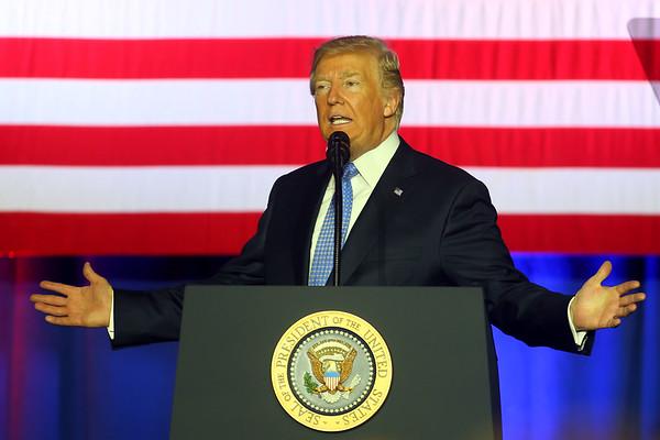 Trump Indiana Speech