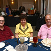 Gale Leiter, Donna Leiter, Bill Carter at the Howard County Hall of Legends.<br /> Kelly Lafferty Gerber | Kokomo Tribune