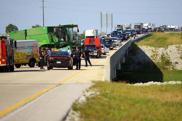 US 31 Accident