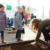 Farmers Market opening day on Saturday, April 28, 2018.<br /> Kelly Lafferty Gerber | Kokomo Tribune