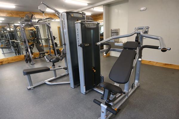 Fitness room  - Riverfront 306 Apartments<br /> Kelly Lafferty Gerber | Kokomo Tribune