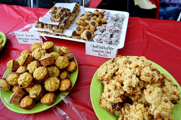 Oatmeal Cookies at Delphi-APTIV