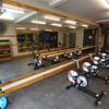 Cycling room - Riverfront 306 Apartments<br /> Kelly Lafferty Gerber   Kokomo Tribune