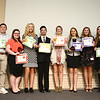 Scholarship winners at the Kokomo Tribune Youth to Watch scholarship program on April 18, 2018.<br /> Kelly Lafferty Gerber | Kokomo Tribune