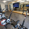 Cycling room - Riverfront 306 Apartments<br /> Kelly Lafferty Gerber | Kokomo Tribune