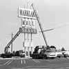 Markland Mall Sign