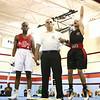Carver Center Boxing Show on Saturday, August 25, 2018.<br /> Kelly Lafferty Gerber | Kokomo Tribune