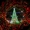 We Care Park on Thursday, November 29, 2018. We Care Park will be featured on The Great Christmas Light Fight on ABC, Monday at 8 p.m.<br /> Kelly Lafferty Gerber | Kokomo Tribune