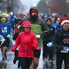 Kokomo-Howard County Public Library's Rudolph Run 5K on Saturday morning, December 1, 2018.<br /> Kelly Lafferty Gerber | Kokomo Tribune