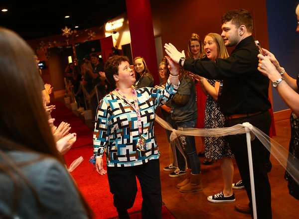 Night to Shine, a  prom night experience for people with special needs at Oakbrook Church on Friday, February 9, 2018.<br /> Kelly Lafferty Gerber | Kokomo Tribune