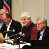 District 32 representative Tony Cook makes remarks at the Third House legislative forum on Friday, February 23, 2018.<br /> Kelly Lafferty Gerber | Kokomo Tribune