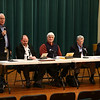 Senator Jim Buck talks at the Third House legislative forum on Friday, February 23, 2018.<br /> Kelly Lafferty Gerber | Kokomo Tribune
