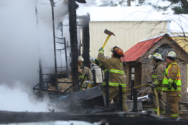Kempton House Fire
