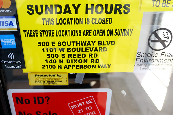 Soupleys Sunday Sales