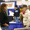 Wild Indiana Outdoor Expo at the Kokomo Event Center on Saturday, January 13, 2018.<br /> Kelly Lafferty Gerber | Kokomo Tribune