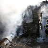 Saratoga House Fire