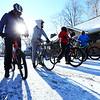 New Years Day Bike Ride
