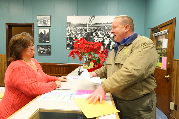 Asher filing for Sheriff