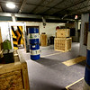 The ZONE tactical laser tag at 111 Southway Boulevard on July 19, 2018.<br /> Kelly Lafferty Gerber | Kokomo Tribune