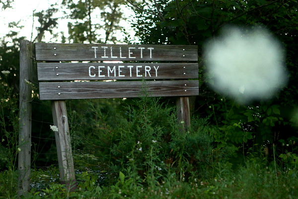 Tillett Cemetery, also known as Hookman's Cemetery, is a graveyard in Miami County that is supposedly haunted by the Hookman himself, a ghostly man with a hook for a hand.<br /> Kelly Lafferty Gerber | Kokomo Tribune