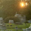Mount Hope Cemetery in Logansport is supposedly haunted with phantom sounds horses and whistling.<br /> Kelly Lafferty Gerber | Kokomo Tribune
