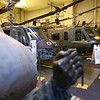 John Walker has worked to restore three Huey helicopters that flew in the Vietnam War and has them on display at the American Huey Museum in the Grissom Aeroplex.<br /> Kelly Lafferty Gerber   Kokomo Tribune