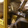 A look inside one of the Vietnam War-era Huey helicopters at the American Huey Museum in Bunker Hill at the Grissom Aeroplex on June 19, 2018.<br /> Kelly Lafferty Gerber | Kokomo Tribune