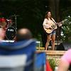 Mary Inger performs during RhumFest in Foster Park on Saturday, July 28, 2018.<br /> Kelly Lafferty Gerber | Kokomo Tribune