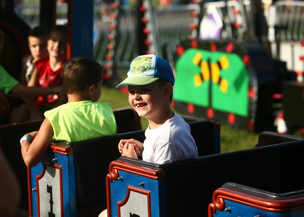 Howard County Fair on Thursday, July 12, 2018.<br /> Kelly Lafferty Gerber | Kokomo Tribune