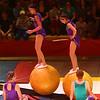 Peru Amateur Circus on Saturday, July 14, 2018.<br /> Kelly Lafferty Gerber | Kokomo Tribune