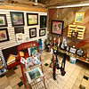 Avon Waters' art gallery in Amboy on June 7.<br /> Kelly Lafferty Gerber | Kokomo Tribune