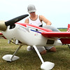 The Converse Flying Eagles R/C Club met at the Converse Airport for the annual egg drop competition on Saturday, June 16, 2018.<br /> Kelly Lafferty Gerber | Kokomo Tribune