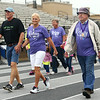 Survivor walk at Relay for Life at Kokomo High School on Saturday, June 23, 2018.<br /> Kelly Lafferty Gerber | Kokomo Tribune