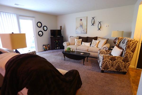 Fox Acres Apartments on June 28, 2018. <br /> Tim Bath | Kokomo Tribune
