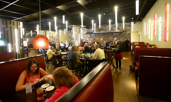 PASTArrific on Tuesday, June 12, 2018. The Italian restaurant reopened after a devastating fire over a year ago.<br /> Kelly Lafferty Gerber | Kokomo Tribune