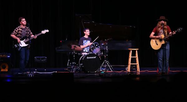 The Continuity performs during Kokomo's Got Talent on Saturday, June 23, 2018.<br /> Kelly Lafferty Gerber | Kokomo Tribune