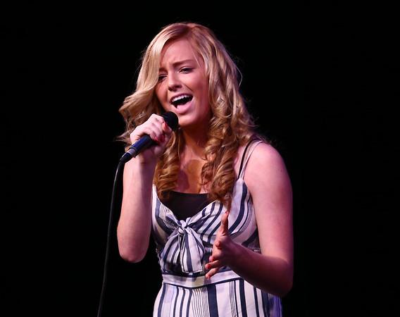Seainna Winner performs during Kokomo's Got Talent on Saturday, June 23, 2018.<br /> Kelly Lafferty Gerber   Kokomo Tribune