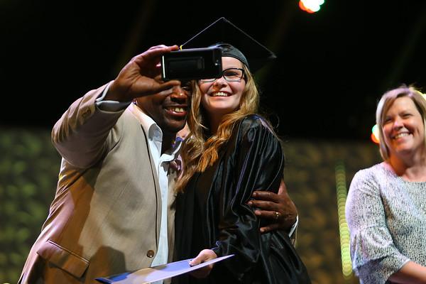 Crossing Graduation