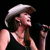 "Sacha Teague sings ""Cowboy Sweetheart"" during Kokomo's Got Talent on Saturday, June 23, 2018. Teague was awarded third place in the contest.<br /> Kelly Lafferty Gerber | Kokomo Tribune"